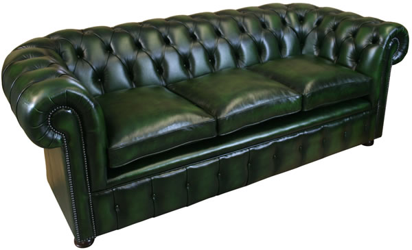 3 Seat Chesterfield Sofa Cushion Seat