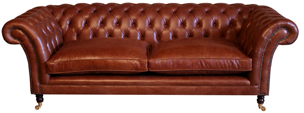 Kensington 3 Seat Chesterfield Sofa