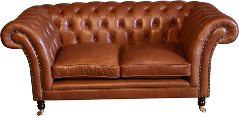 2 Seat Kensington Chesterfield Sofa