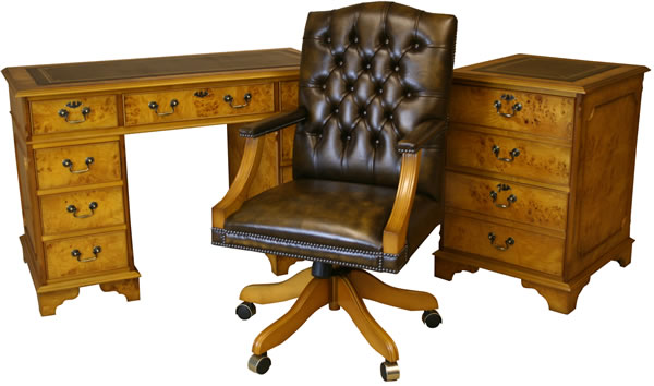 reproduction desks and office furniture