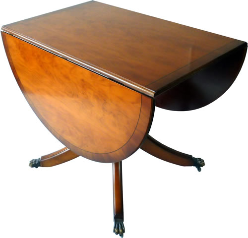 pembroke reproduction dining table