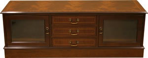 large reproduction television cabinet