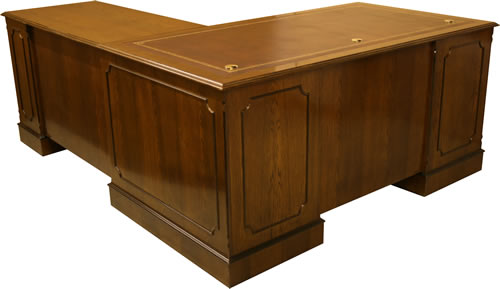 reproduction l shaped desk